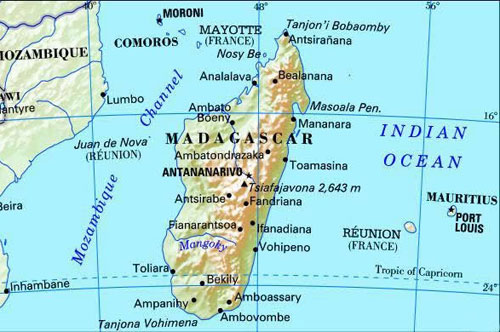 Mining in Madagascar Poised for growth MACIG